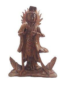 Kuan Yin Madeira 30cm