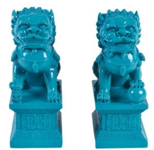 Leão Guardião Casal Azul Apara Livros