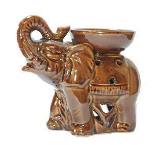 Difusor Elefante Marrom