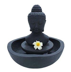 Mini Fonte Busto Buda