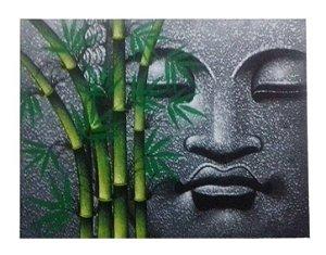 Tela Buda Bambu 60x50