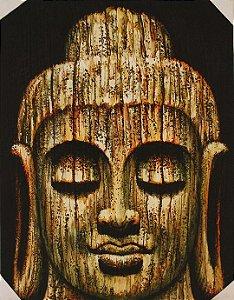 Tela Face Buda Estilizada