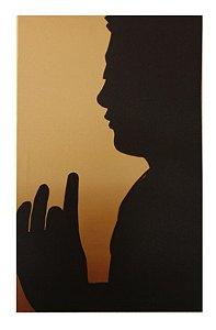 Tela Sombra Buda 40x60