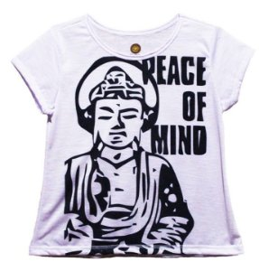 Camiseta Buda Peace of Mind
