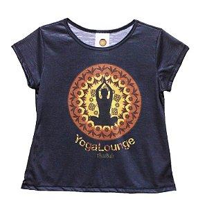 Camiseta Mandala Yoga Lounge