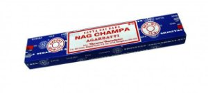 Incenso Satya Nag Champa