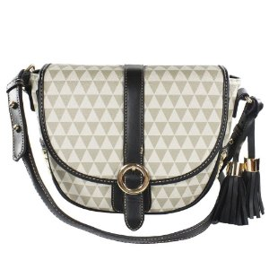 Bolsa Bag Dreams Triangle Tiracolo Nude