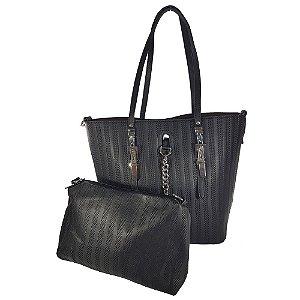 Bolsa Bag Dreams Ombro Mary Preta