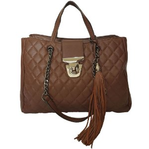 Bolsa Bag Dreams Satchel Catarina Marrom