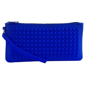 Necessaire Bag Dreams Impermeável Azul Bic