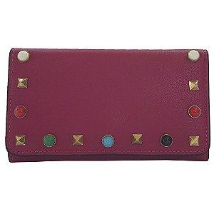 Carteira Bag Dreams Valentina Pequena Pink