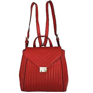 Mochila Bag Dreams Bolonha Vermelha