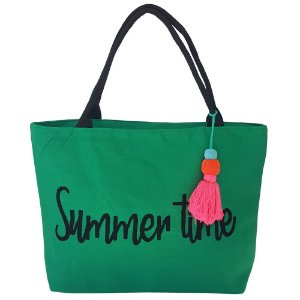 Bolsa Bag Dreams De Praia Summer Verde