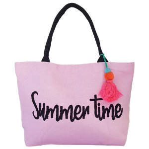 Bolsa Bag Dreams De Praia Summer Rosa