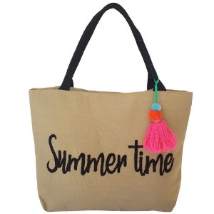 Bolsa Bag Dreams De Praia Summer Nude