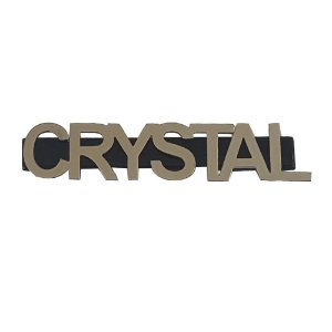 Presilha Bag Dreams Crystal Prata