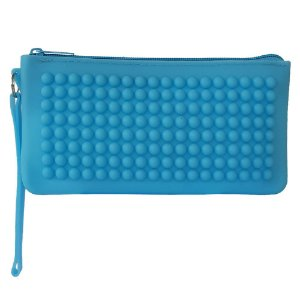 Necessaire Bag Dreams Impermeável Azul Clara
