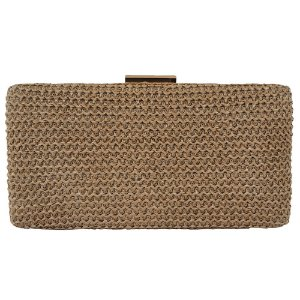 Bolsa Bag Dreams Clutch Kira Marrom