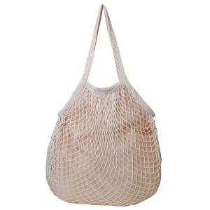 Bolsa de Rede Bag Dreams Nude