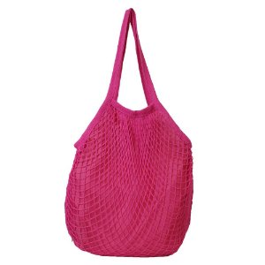 Bolsa de Rede Bag Dreams Rosa Pink