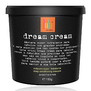 Lola Cosmetics Máscara de Tratamento Dream Cream 150g