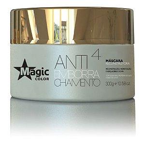 Magic Color - Máscara Reconstrutora Antiemborrachamento - 300g
