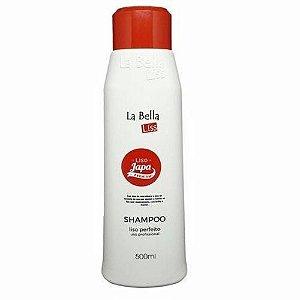 La Bella Liss Liso Japa Shampoo que Alisa 500ml