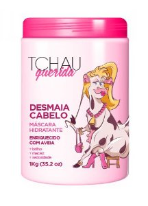 Portier Tchau Querida Desmaia Cabelo Mascara Hidratante - 1kg