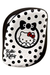 Tangle Teezer Escova de Cabelos Compact Style Hello Kitty Black e Red