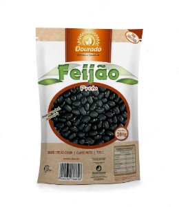 Feijão Preto 200g