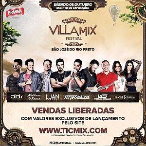 Translado para o Villa Mix Rio Preto - 08/10/2016