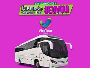 Transporte p/ o Ribeirão Country Fest 2016 saindo de Bebedouro-Sp