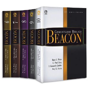Comentário Bíblico Beacon Novo Testamento Capa Dura