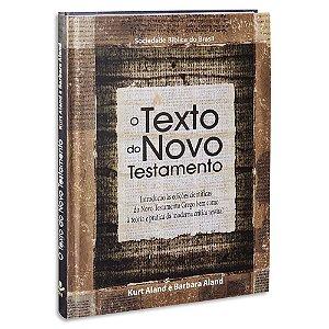O Texto do Novo Testamento