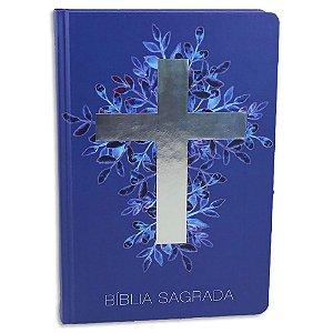 Bíblia NAA Capa Dura Ilustrada