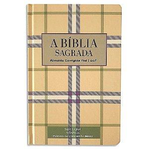 Bíblia ACF Letra Gigante Xadrez