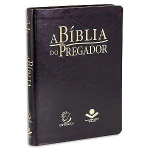 A Bíblia do Pregador capa Preta