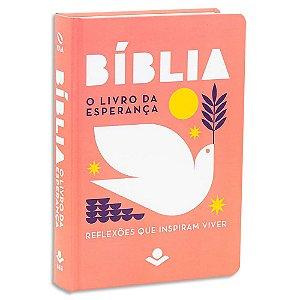 Bíblia NAA O Livro da Esperança Pomba