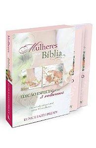 Coleção Mulheres na Bíblia - Pão Diário - Eurice Faiht Priddy