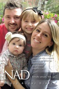 Devocional Nosso Andar Diário NAD - Família - Pão Diário