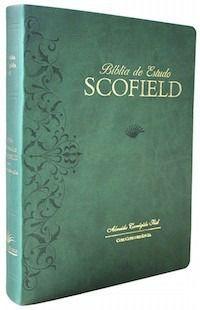 Bíblia de Estudo Scofield Luxo