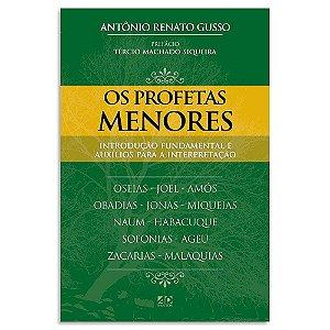 Os Profetas Menores Antônio Renato Gusso