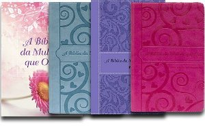 A Bíblia da Mulher que Ora Stormie Omartian