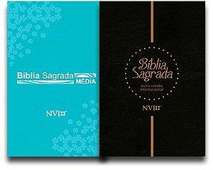 Bíblia Sagrada Nova Versão Internacional NVI Pequena