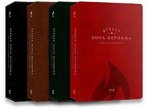 Bíblia Nova Reforma | Bíblia NVI