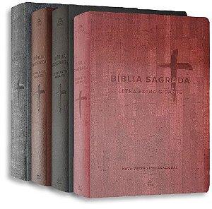 Bíblia Sagrada Letra Extra Gigante | Bíblia NVI