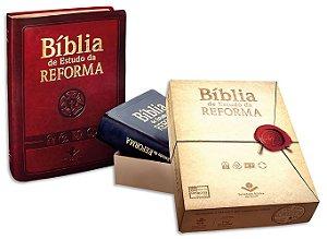 Bíblia de Estudo da Reforma - Almeida Revista e Atualizada