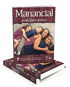 Livro Devocional Manancial 2018 - Volume 15