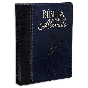Bíblia de Estudo Almeida Revista e Atualizada Grande