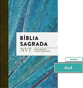Bíblia NVT Mundo Cristão Letra Normal